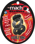 Macho Stallions Double Ring Clitoral Stimulator