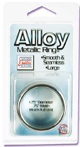 Alloy Metallic Ring Large
