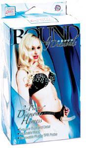 Bound by Diamonds - 2 Pc Diamond Harness