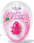 Frisky Froger Erotic Massager - Pink