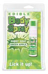 Edible Body Spray - Super Sour Apple