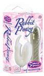Rabbit Frenzy - White