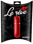 Le Reve 3-Speed Bullet - Red