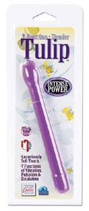 7-Function Slender Tulip - Purple