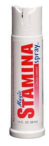 Body Action Stamina 1 Oz Spray