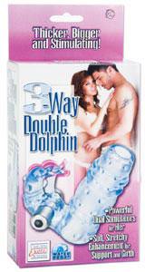 3-Way Double Dolphin