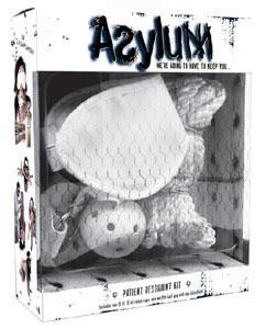 Asylum Patient Restraint Kit