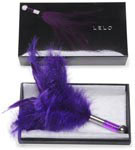 Lelo Tantra Feather Teaser - Purple