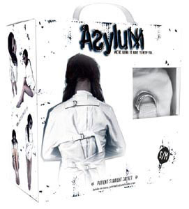 Asylum Patient Straight Jacket, S/M