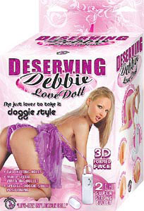 Deserving Debbie Love Doll