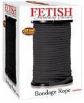 Fetish Fantasy Series Bondage Rope - Black