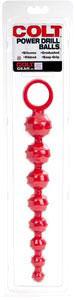 Colt Power Drill Balls - Red