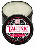 Tantric Soy Massage Candle w/Pheromones - White Lavender