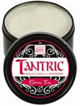 Tantric Soy Massage Candle w/Pheromones - Green Tea