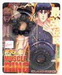 Muscle Rings - Black