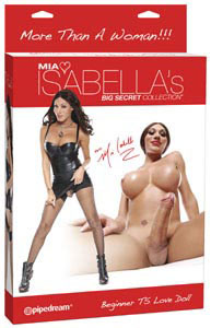 Mia Isabella Beginner's TS Love Doll