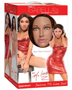 Mia Isabella Big Secret Deluxe Love Doll