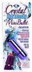 Crystal High Intensity Mini Bullet - Purple