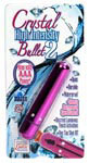 Crystal High Intensity Bullet 2 - Pink