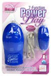 7-Function Power Play Bullet - Blue
