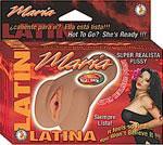 Maria Super Realistic Latin Pussy