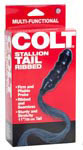 Colt Stallion Tail Ribbed