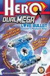 Hero Dual Mega Love Bullet - Blue