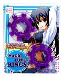 Magic Love Rings - Purple