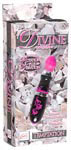 Divine Temptation Rotating Massager - Pink