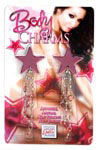 Body Charms Stars - Pink