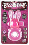Buzz Bunny Cockring - Pink