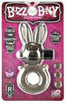 Buzz Bunny Cockring - Charcoal