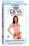 Vac-U-Lock Diva Dreams Seductive School Girl
