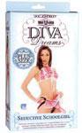 Vac-U-Lock Diva Dreams Seductive School Girl Plus Size