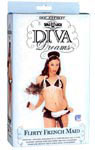 Vac-U-Lock Diva Dreams Flirty French Maid