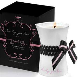 Don't Stop Massage Candle- Sandalwood Vanilla