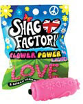 Shag Factory Flower Power 3 Speed Peace Bullet - Purple