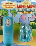 Mini Mini Elephant - Blue