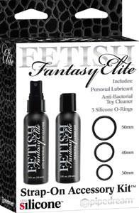 Fetish Fantasy Elite Strap On Accessory Kit