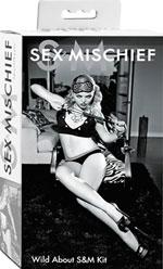 Sex & Mischief- Wild About S&M Kit
