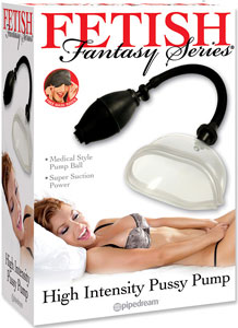 Fetish Fantasy Series Pussy Pump