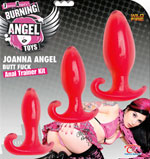 Joanna Angel Butt Fuck Anal Trainer Kit