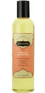Aromatic Massage Oil - Sweet Almond - 8 oz