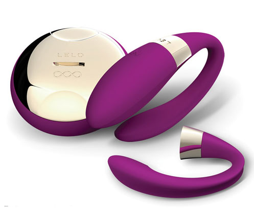 Lelo Tiani 2 Massager - Deep Rose