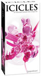 Icicles Glass Massager No. 34 - Pink