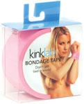 Kinklab Bondage Tape - Pink