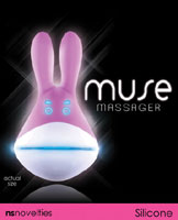 Muse Rechargeable - Purple
