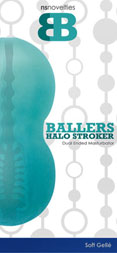 Ballers Halo Stroker - Green