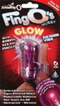 Fing O's Glow Nubby Purple
