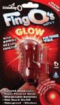 Fing O's Glow Wavy Red